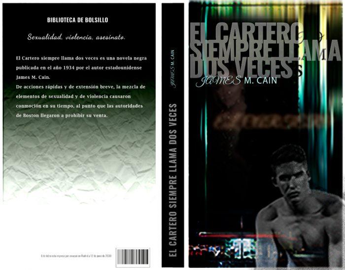 Novela negra James M Cain