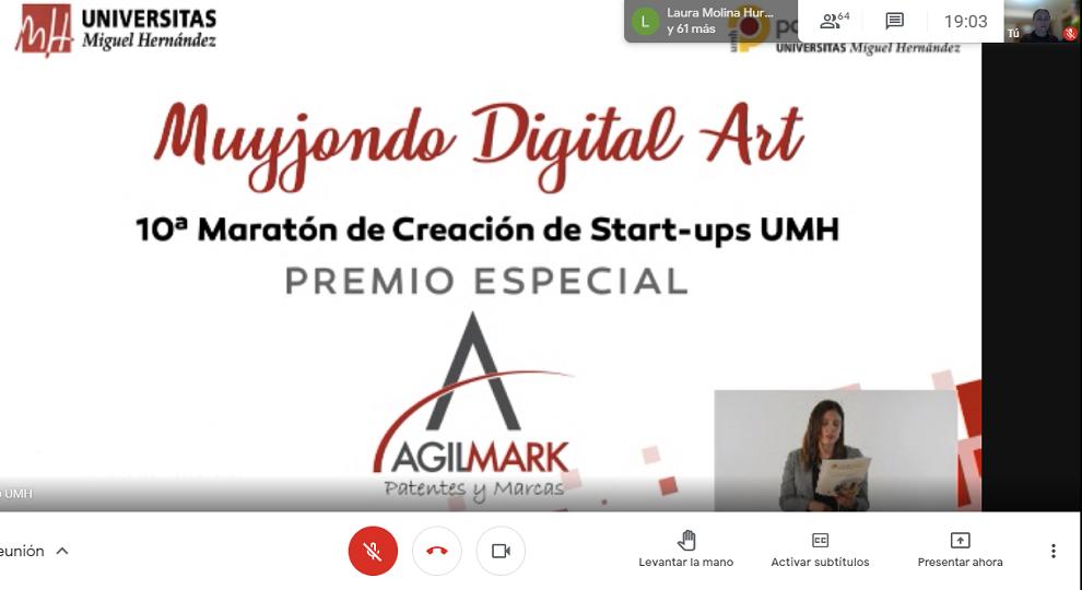 muyjondo Digital Art premio 10 Maratón UMK