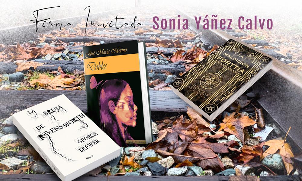 Lecturas recomendadas Día del Libro, Sonia Yáñez Calvo