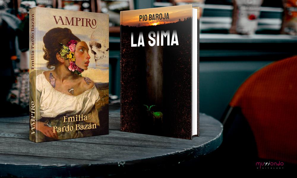 Vampiro, Emilia Pardo Bazán, y La sima, Pío Baroja