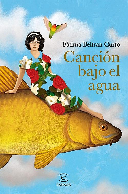 Canción bajo el agua, de Fàtima Beltran Curto