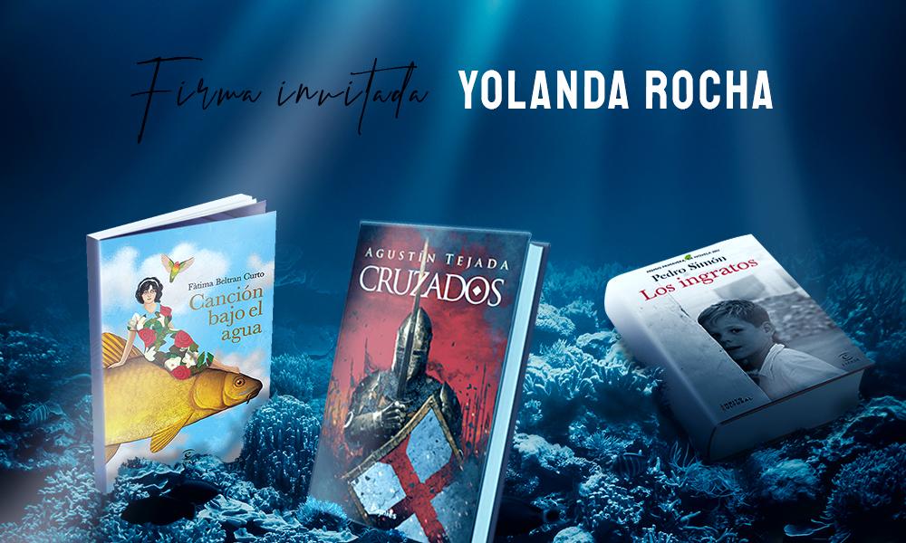 Firma invitada - Yolanda Rocha Moreno