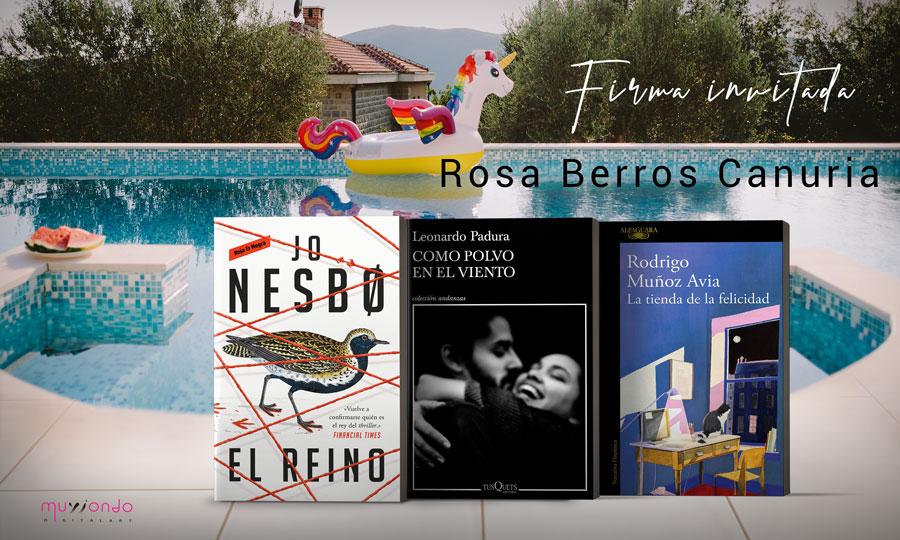 Firma invitada Rosa Berros Canuria