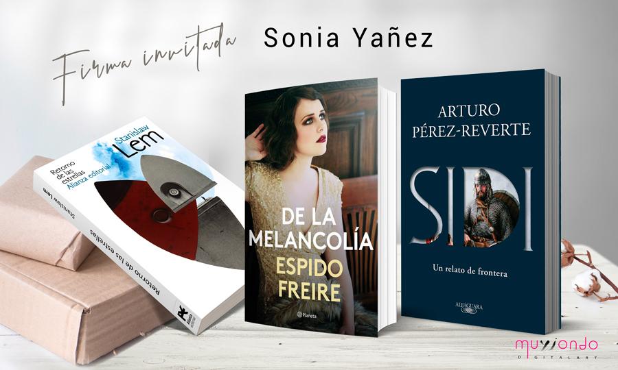 Sidi, Pérez Reverte; De la melancolía, Freire; Retorno estrellas, Lem